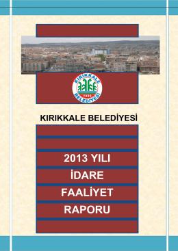 3 - Kırıkkale Belediyesi