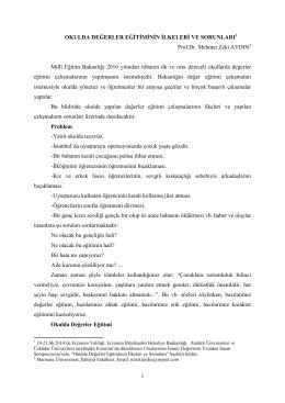 Devamı - Mehmet Zeki Aydın