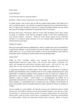 DISCOURS CANARD FINAL francais turc