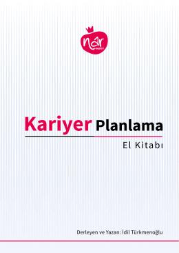 Kariyer Planlama Kitabı