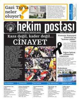 hp may s 14 - Ankara Tabip Odası