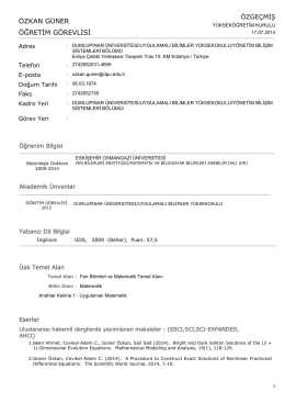 elazığ ili aile hekimliği 2015/3. ek yerleştirme duyurusu