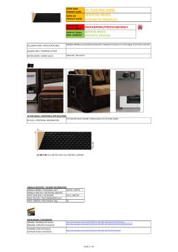 dl-7350-xxx serisi sentetik profil synthetıc profıles