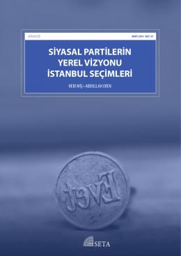 Siyasal Partilerin Yerel Vizyonu [PDF]