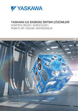 yaskawa ile eksiksiz sistem çözümleri - YASKAWA Europe