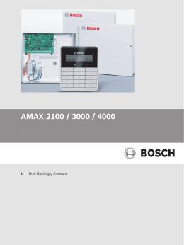 AMAX 2100 / AMAX 3000 / AMAX 4000 QIG