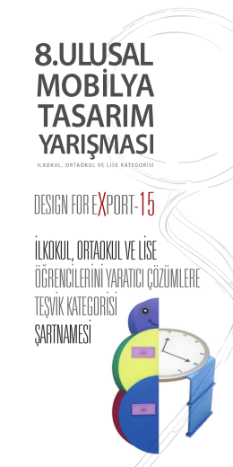 8 - Design for Export