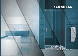 KABñNLER Shower Enclosures