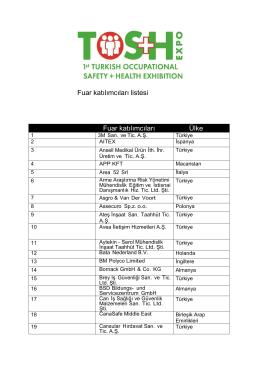 Katılımcı listesi 2014 (151.6 KB)
