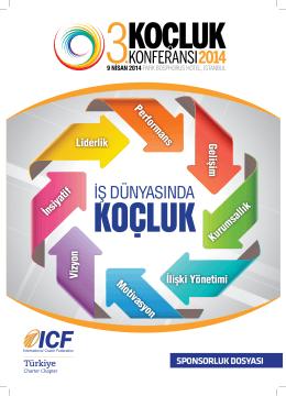 9 nisan 2014 - Koçluk Konferansı
