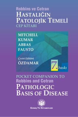 Robbins Patoloji Cep Yeni