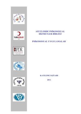 APHB - Türk Psikolojik Danışma ve Rehberlik Derneği