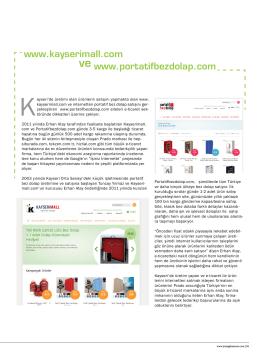 www.kayserimall.com www.portatifbezdolap.com