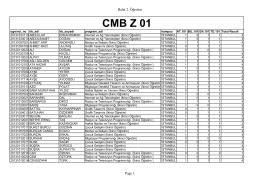 CMB Z 01
