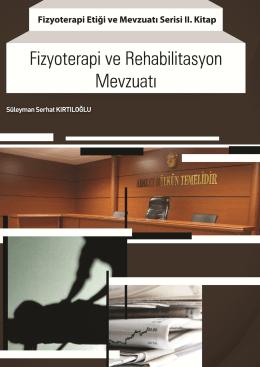 Fizyoterapi ve Rehabilitasyon Mevzuatı