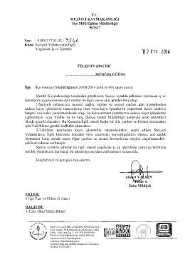 """""""O 2 EYL 2014 - mersin - mezitli ilçe millî eğitim müdürlüğü"""