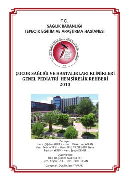3 - Tepecik Eğitim ve Araştırma Hastanesi
