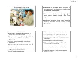 PowerPoint Sunusu - Marmara Üniversitesi