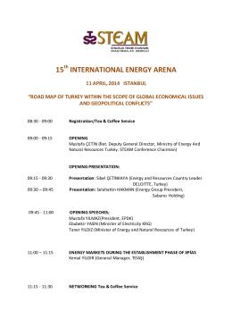 15 ınternatıonal energy arena