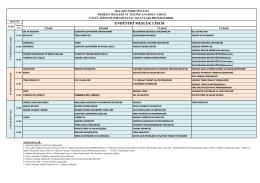 EML Eylül 2014 Sorumluluk Sınav Programı
