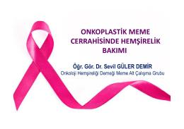 meme - Onkoloji Hemşireliği Derneği