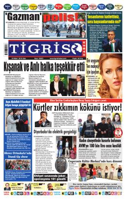 Newroz... - Tigris Haber