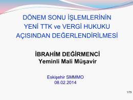 EK12e - Uludağ Üniversitesi Tıp Fakültesi