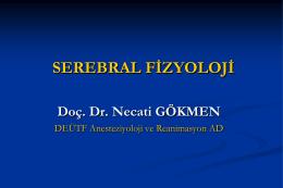Serebral Fizyoloji