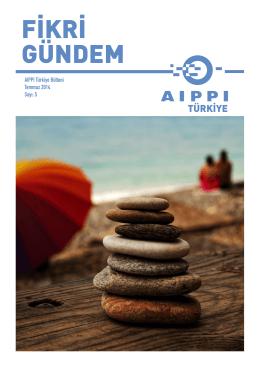FİKRİ GÜNDEM - AIPPI Türkiye