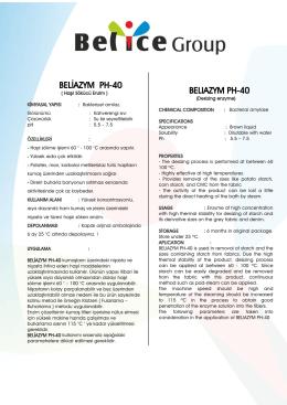 beliazym ph-40 belıazym ph-40