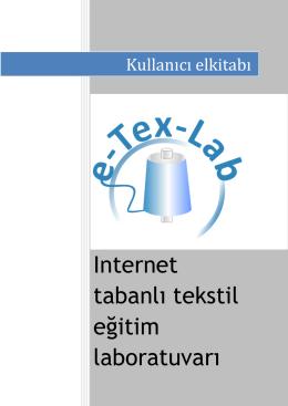 Kullanıcı elkitabı - Gaziantep Üniversitesi