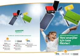 Indir - EcoInvest - EPM Solar