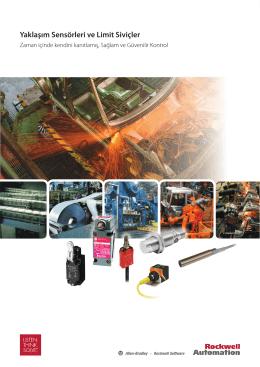 PRXLIM-BR001D-TR-P, Yaklaşım Sensörleri ve Limit Siviçler