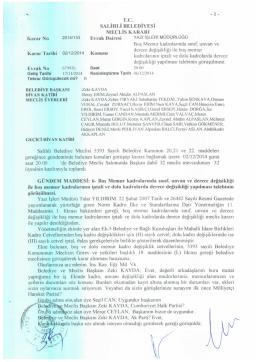 2014/153 boş memur kadrolarında sınıf, ünvan
