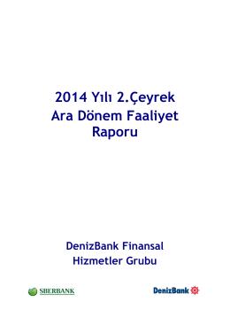 DENİZBANK 2007