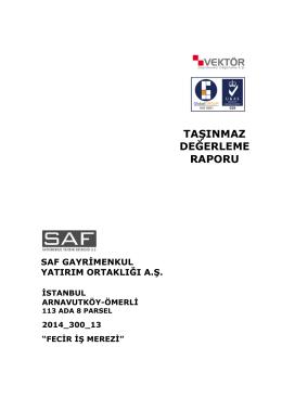 2014_300_13 - SAF GYO A.Ş.