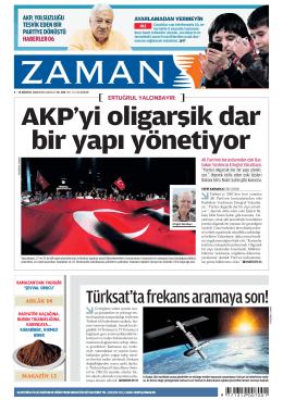 Sayı 31: 4 — 10 Ağustos 2014