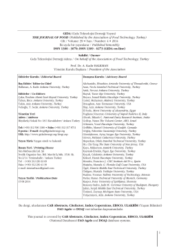 GIDA i SAYFALARI 2014-4