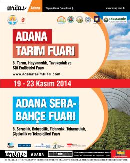 Ekim 2014 - Türkiye Ziraat Odaları Birliği