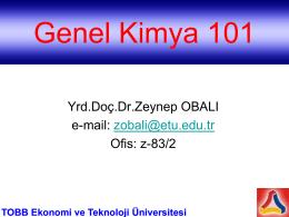 Zeynep OBALI TUTUMLU - TOBB Ekonomi ve Teknoloji Üniversitesi