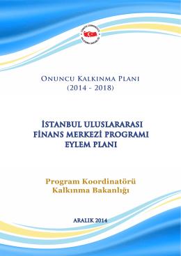 İstanbul Uluslararası Finans Merkezi Programı