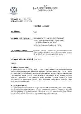 Dosya No: 2014/3303 - Fazla Çalışma Ücretinin %50 Fazlasıyla
