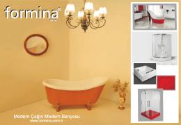 8x40 cm - Formina