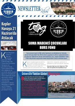 Haberler / Etkinlikler - Kadir Has Üniversitesi