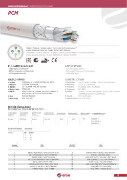 PCM - Erse Kablo