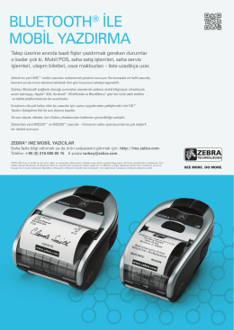 Zebra IMZ Advert A4 Page Turkish 01 13 HR