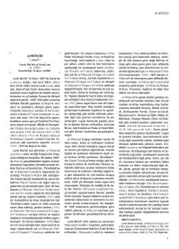– — ˜ ™ 32. CİLT 1. FASİKÜL (198)