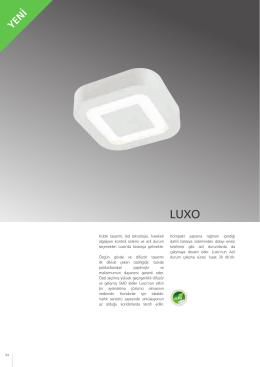 Luxo - EAE Aydınlatma