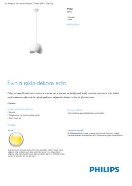 Product Leaflet: Moselle mor Sarkıt