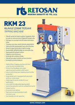 RKM 23 - Retosan